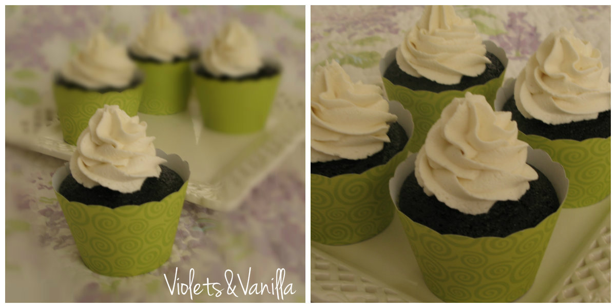 A cupcake a day keeps the sweet tooth away!...
